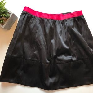 H&M Conscious Collection Sateen Skirt